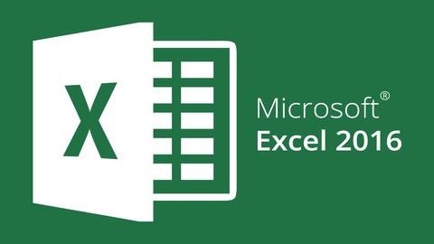 Download] Microsoft Office Excel 2016 Udemy Free Download