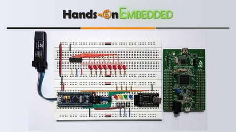 Download] Hands-On STM32: Basic Peripherals with HAL Udemy